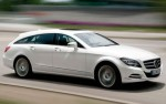 Mercedes-Benz CLS Shooting Brake 350 CDI 4MATIC BlueEFFICIENCY (2012-2014)