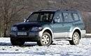 Mitsubishi Montero 5p 3.2 DI-D GLX (2003-2004)