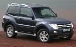 Mitsubishi Montero 3p 3.2 DI-D Invite (2008-2009)
