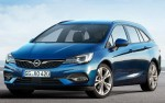 Opel Astra Sports Tourer 1.2 Turbo 81 kW (110 CV) (2019)