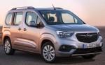 Opel Combo Life Expression L 1.5 TD 55 kW (75 CV) (2018-2019)
