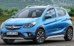Opel KARL ROCKS 1.0 54 kW (73 CV) (2018)