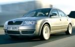 Skoda Superb 2.8 V6 Elegance (2006-2007)