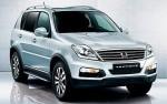 SsangYong Rexton W 200 e-XDi Limited 4x4 Aut. (2012-2016)