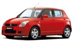 Suzuki Swift 5p 1.5 VVT GL Aut. (2005-2007)