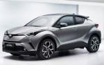 Toyota C-HR Launch Edition 1.8 Hybrid (2016-2016)