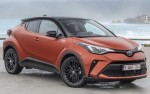 Toyota C-HR 180H Advance Luxury (2019)