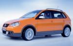 Volkswagen Crosspolo 1.6 105 CV (2006-2008)