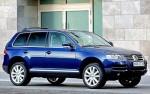 Volkswagen Touareg +Motion V6 TDI 225 CV Tiptronic 6 vel. (2006-2007)