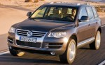 Volkswagen Touareg 3.0 V6 TDI 240 CV Tiptronic 6 vel. +Motion (2007-2008)