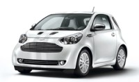 Ver videos aston martin Cygnet