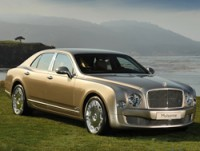 Ver videos bentley Mulsanne