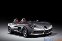 Ver precios y fichas técnicas Mercedes-Benz SLR
