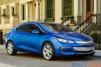Ver precios y fichas técnicas Chevrolet Volt