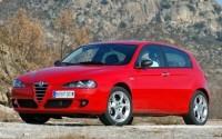 Ver precios y fichas técnicas Alfa Romeo 147