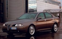 Ver precios y fichas técnicas Alfa Romeo 166