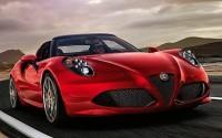 Ver precios y fichas técnicas Alfa Romeo 4C