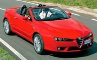 Ver precios y fichas técnicas Alfa Romeo Spider