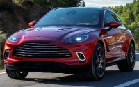 Ver precios y fichas técnicas Aston Martin DBX