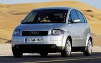 Ver precios y fichas técnicas Audi A2