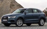 Ver precios y fichas técnicas Audi Q3