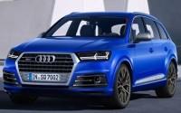 Ver precios y fichas técnicas Audi Q7