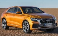 Ver precios y fichas técnicas Audi Q8