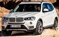 Ver precios y fichas técnicas BMW X3