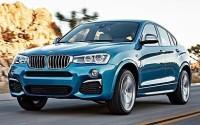 Ver precios y fichas técnicas BMW X4
