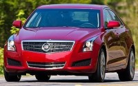 Ver precios y fichas técnicas Cadillac ATS