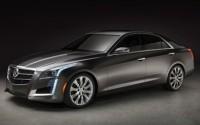 Ver precios y fichas técnicas Cadillac CTS