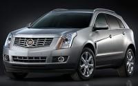 Ver precios y fichas técnicas Cadillac SRX