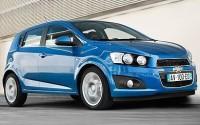 Ver precios y fichas técnicas Chevrolet Aveo