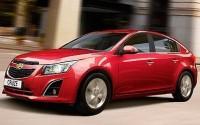 Ver precios y fichas técnicas Chevrolet Cruze