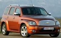 Ver precios y fichas técnicas Chevrolet HHR