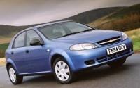 Ver precios y fichas técnicas Chevrolet Lacetti
