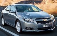 Ver precios y fichas técnicas Chevrolet Malibu