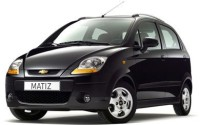 Ver precios y fichas técnicas Chevrolet Matiz