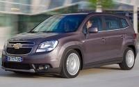 Ver precios y fichas técnicas Chevrolet Orlando