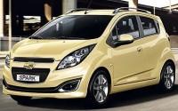 Ver precios y fichas técnicas Chevrolet Spark