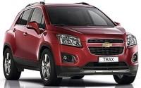 Ver precios y fichas técnicas Chevrolet Trax