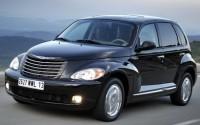 Ver precios y fichas técnicas Chrysler PT Cruiser