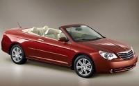 Ver precios y fichas técnicas Chrysler Sebring