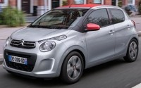 Ver precios y fichas técnicas Citroën C1