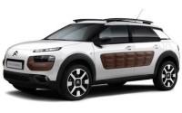 Ver precios y fichas técnicas Citroën C4 Cactus