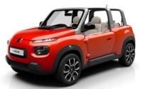 Ver precios y fichas técnicas Citroën E-Mehari