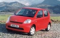 Ver precios y fichas técnicas Daihatsu Sirion