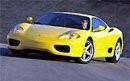 Ver precios y fichas técnicas Ferrari 360