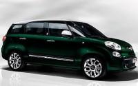 Ver precios y fichas técnicas Fiat 500L Living