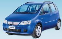 Ver precios y fichas técnicas Fiat Idea